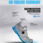 ToWorkFor – Safety Runners kollekció – Air tubeless technológia