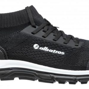Albatros Ultimate Impulse Black Low S1P ESD HRO SRA munkavédelmi cipő
